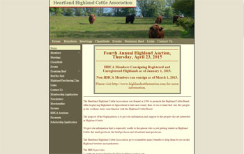 Heartland Highland Cattle Association